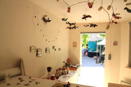 ateliergemeinschaft kunstrichtungtrotha sichtbar i