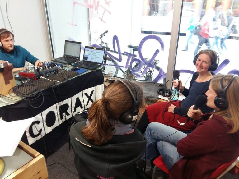 Radio Corax Interview