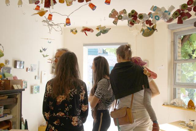 ateliergemeinschaft kunstrichtungtrotha tag des offenen ateliers 2018 (11)
