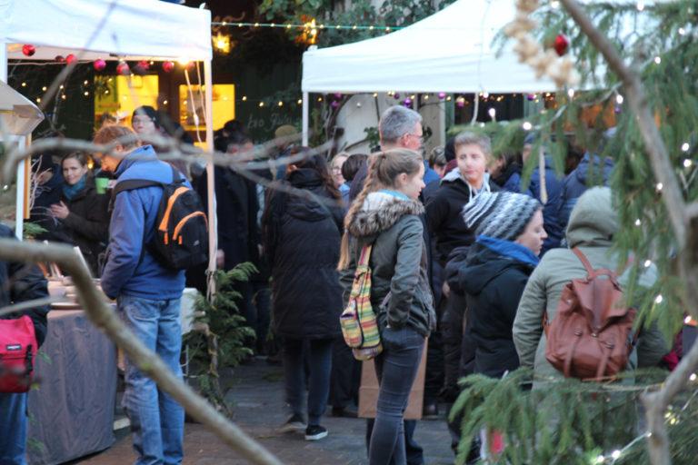 Adventsmarkt in Halle-Trotha kunstrichtungtrotha saalestraße (10)
