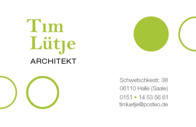 Visitenkartengestaltung - Suse Kaluza Design