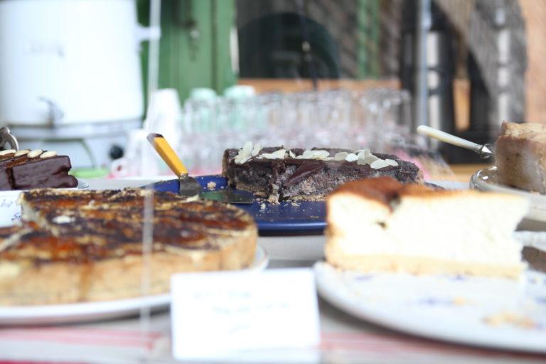 Bioleckere Kuchen von Anke Deimig