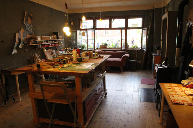 09 kunstrichtungtrotha offene Ateliers 2020