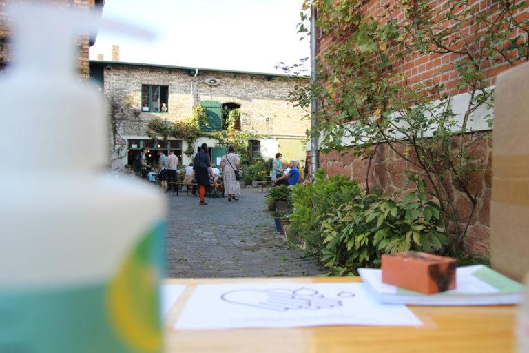16 kunstrichtungtrotha offene Ateliers 2020
